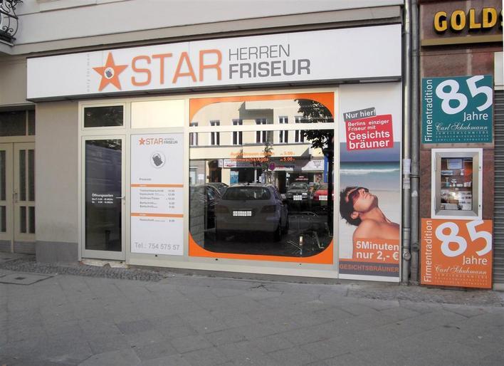 STAR Herrenfriseur