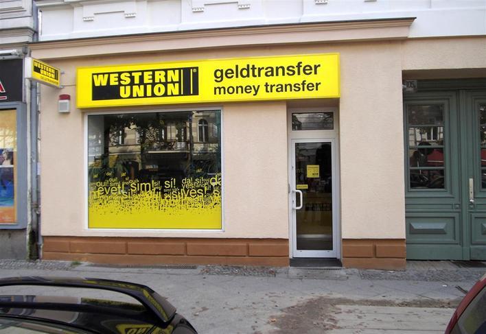 Western Union Registrieren