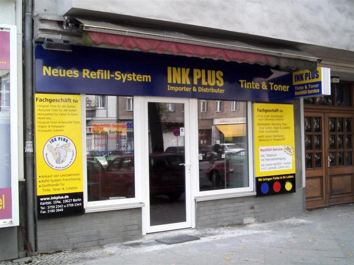 INK PLUS Importer & Distributer