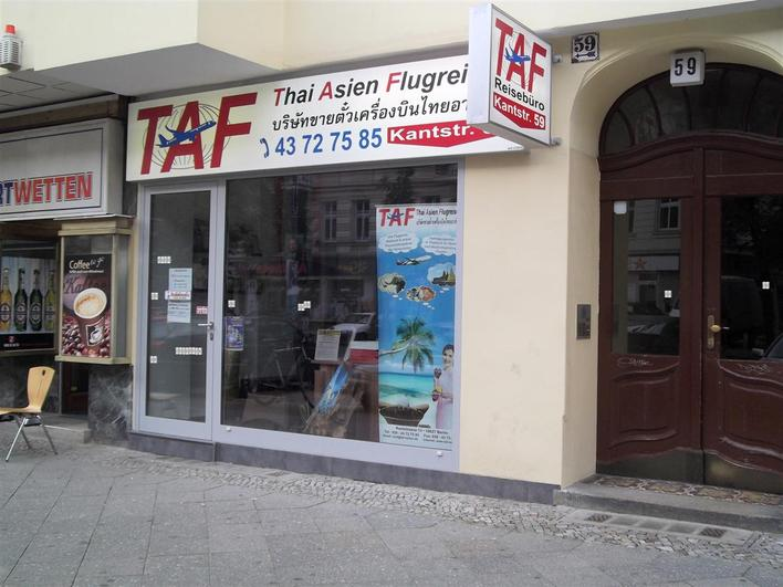 TAF Reisebüro