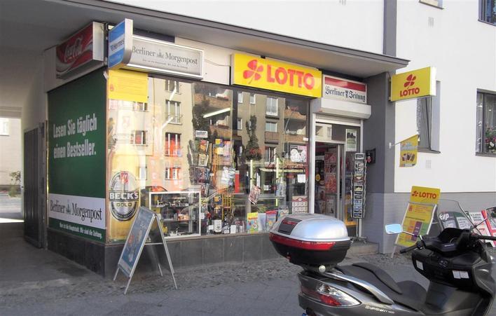 Kiosk und Lotto- und Totoannahme Cintemur