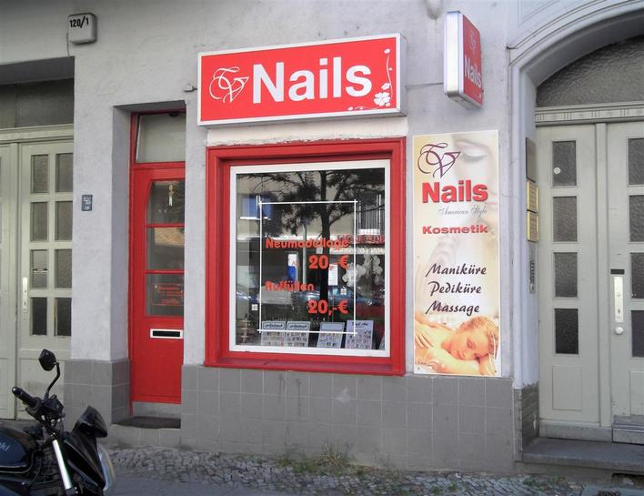 Nails American Style Nagelstudio In Berlin