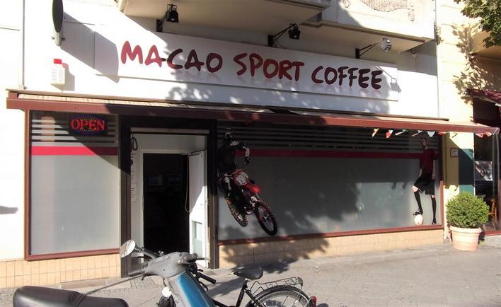 Macao Sport Coffee