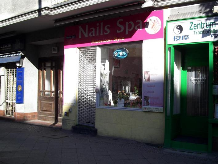 Nails Spa - American Style Nagelstudio