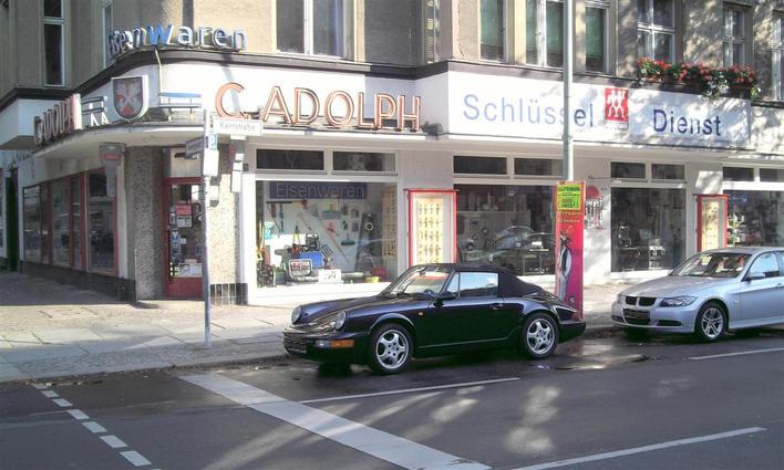 C. ADOLPH Eisenwaren