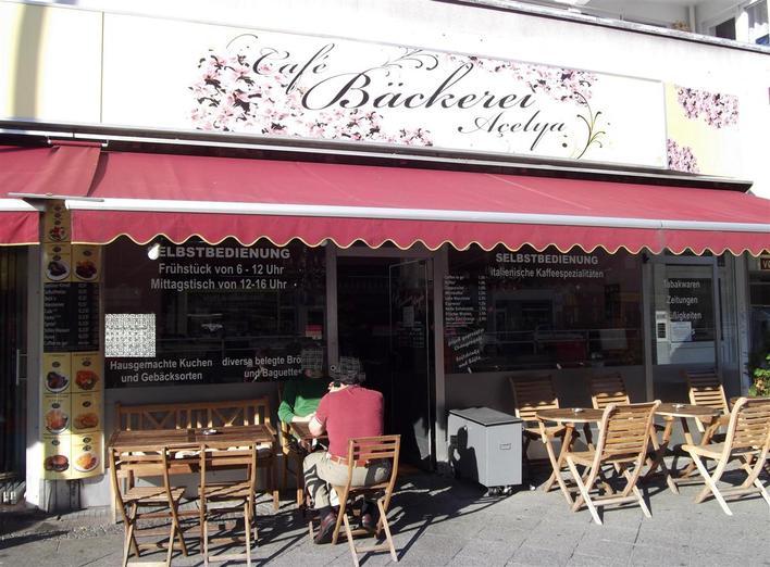 Café Bäckerei Acelya