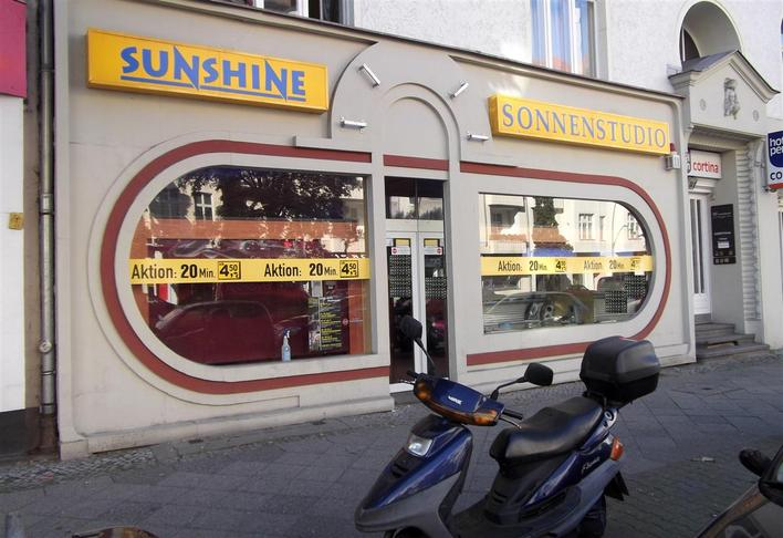 SUNSHINE SONNENSTUDIO