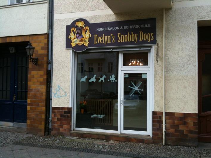 Evelyns Hundesalon Snobby Dogs
