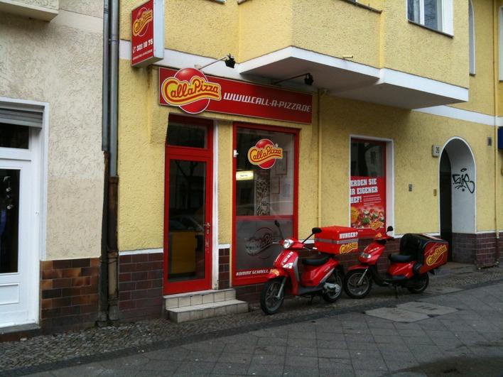 Call a Pizza - Sophie-Charlotten-Straße