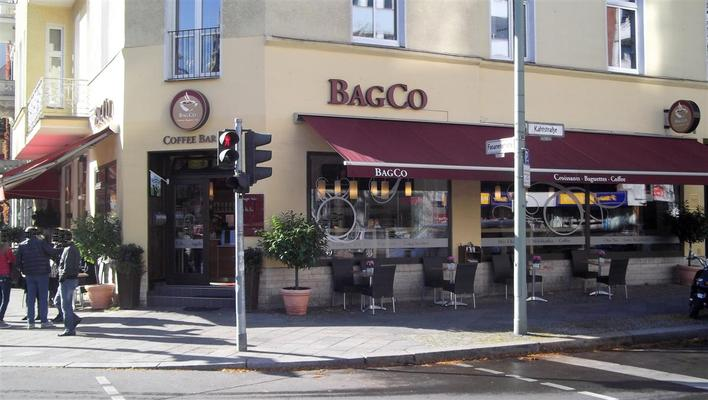 BagCo Coffee Bar