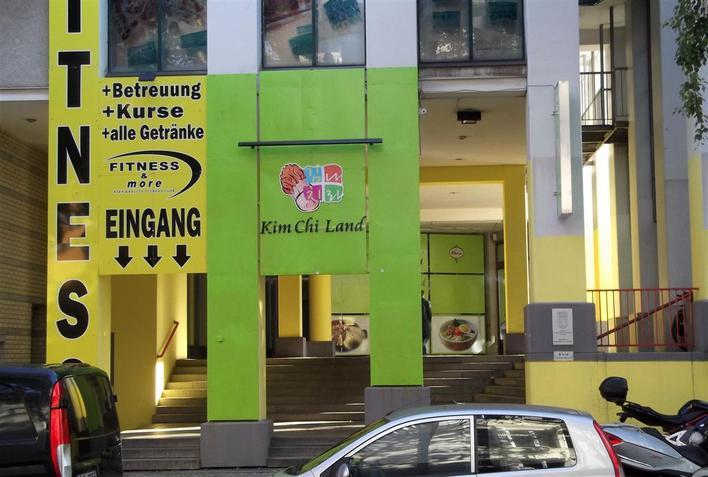 Koreanisches Restaurant Kim Chi Land