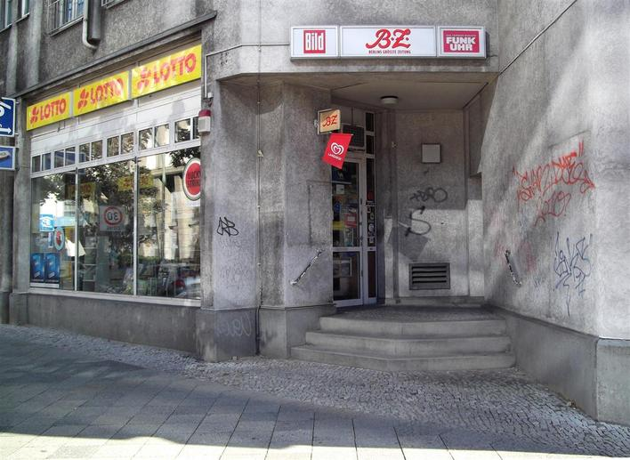 Kiosk und Lottoannahme Wolf und Korb