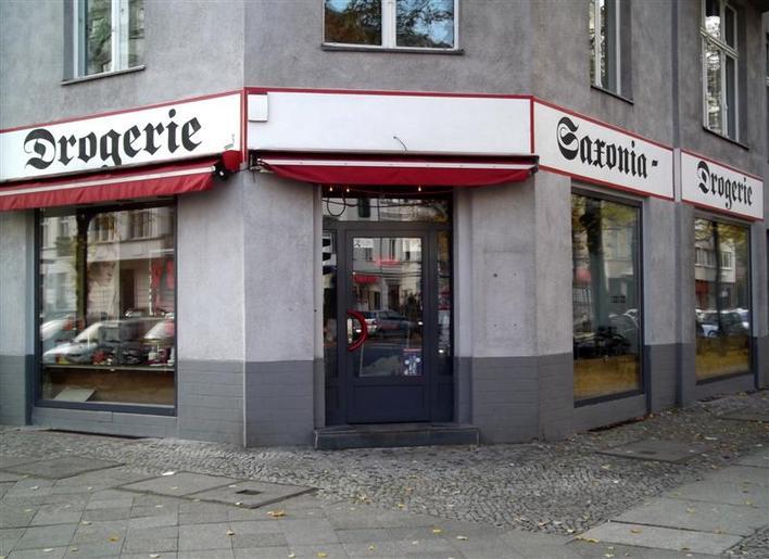 Drogerie und Parfümerie Saxonia