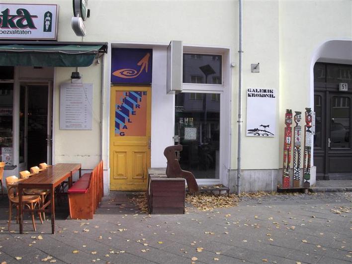 Galerie Krokonil - Nil Ausländer