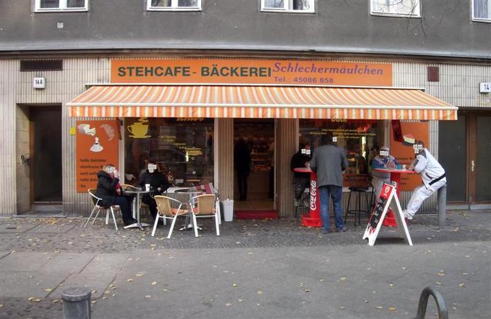 Stehcafè und Bäckerei Schleckermäulchen