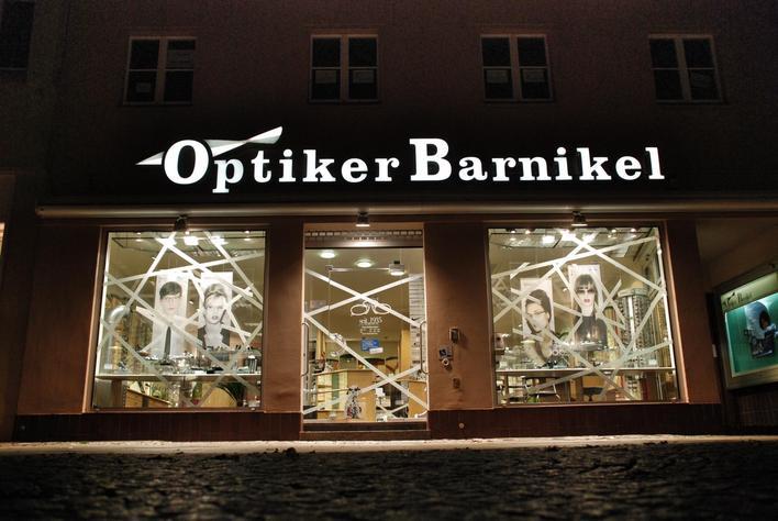 Optiker Barnikel - Individuelle, gründliche Beratung. Seit 1935 überzeugende Qualität.