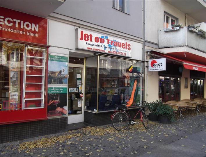 Reisebüro Jet on Travels