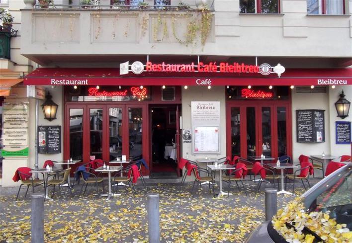 restaurant caf bleibtreu internationale k che in berlin charlottenburg kauperts. Black Bedroom Furniture Sets. Home Design Ideas