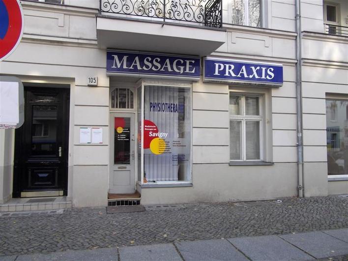 Medizinische Massagepraxis am Savigny