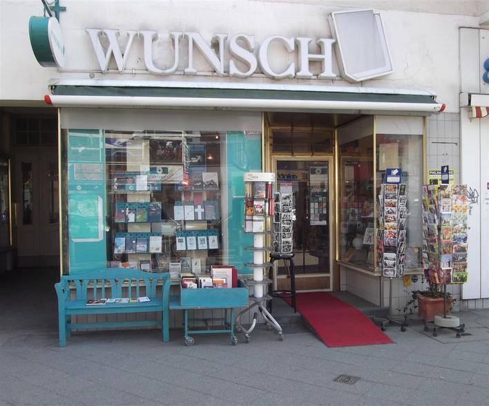 Wunschbuch am Adenauerplatz