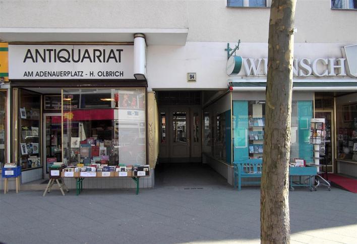 Antiquariat am Adenauerplatz