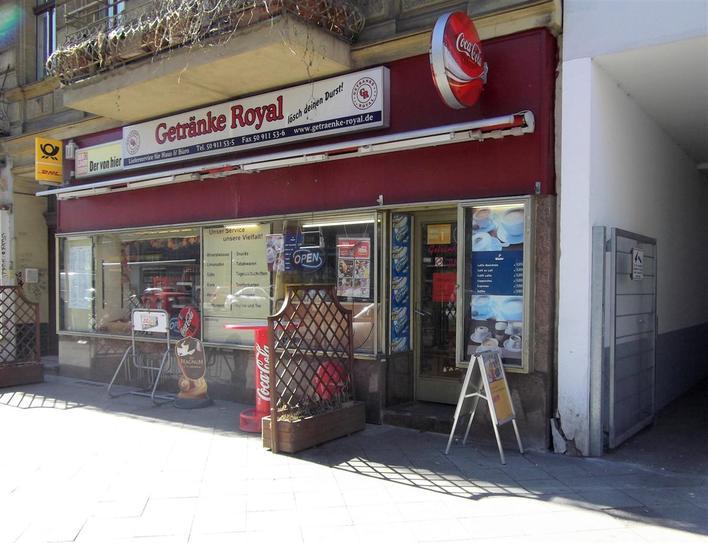 Getränke-Royal - Getränkelieferservice und Kiosk