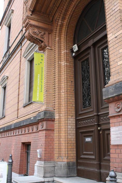 HUMBOLDT-VIADRINA School of Governance gGmbH