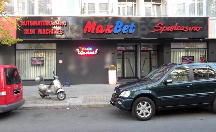 MaxBet Automatencasino