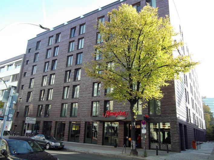 Hampton By Hilton Berlin City West Hotel In Berlin Charlottenburg