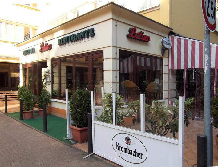 latino restaurante pizzeria italiener in berlin charlottenburg kauperts. Black Bedroom Furniture Sets. Home Design Ideas