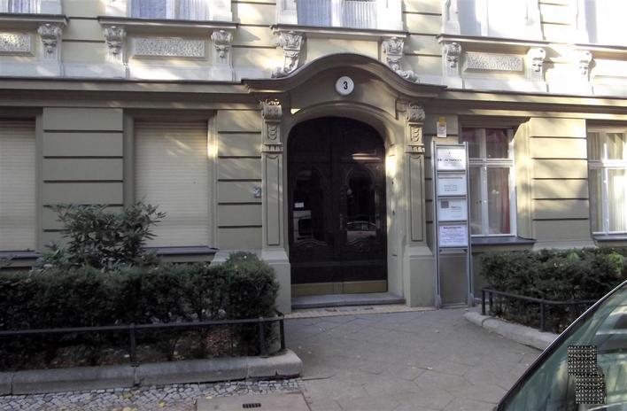 Apartmentvermietung Bärbel Eulitz