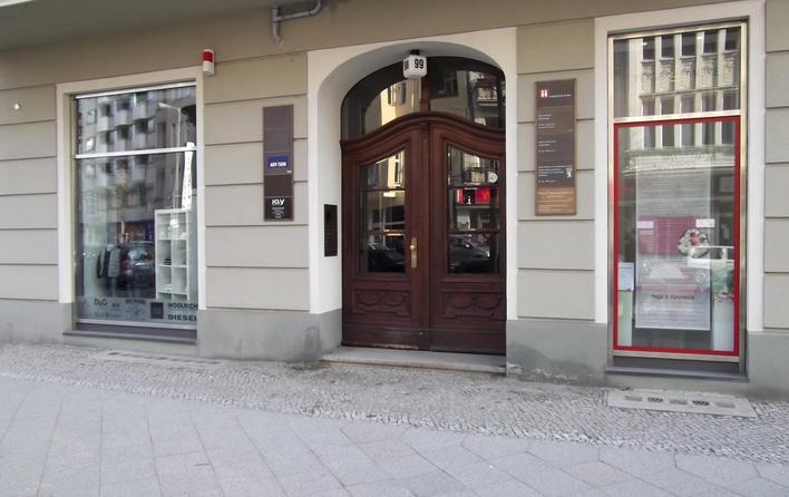 Verlag für Standesamtswesen GmbH - Geschäftsstelle Berlin