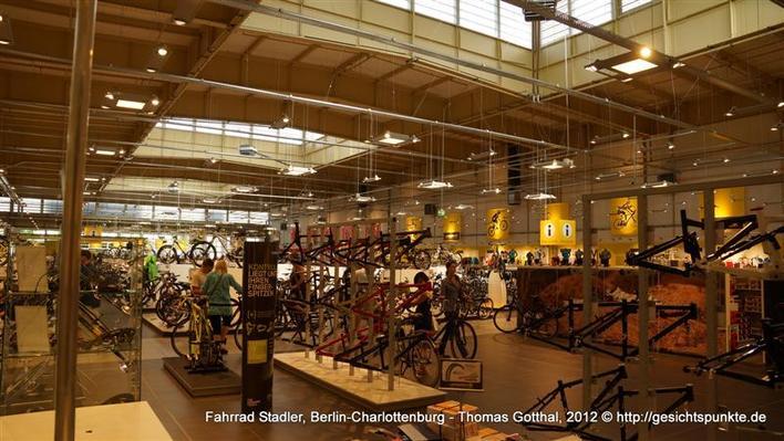 zweirad center stadler westend fahrrad in berlin. Black Bedroom Furniture Sets. Home Design Ideas