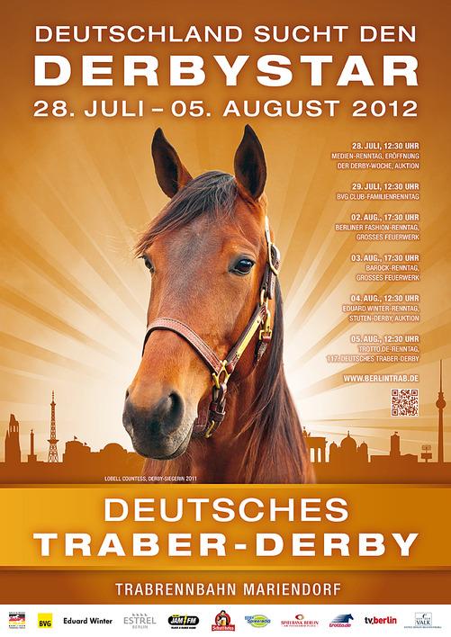 Die Derby-Woche 2012: Jede Wette Spaß!