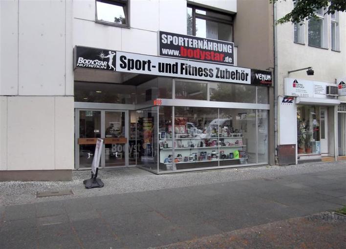 BODYSTAR in der Bismarckstraße
