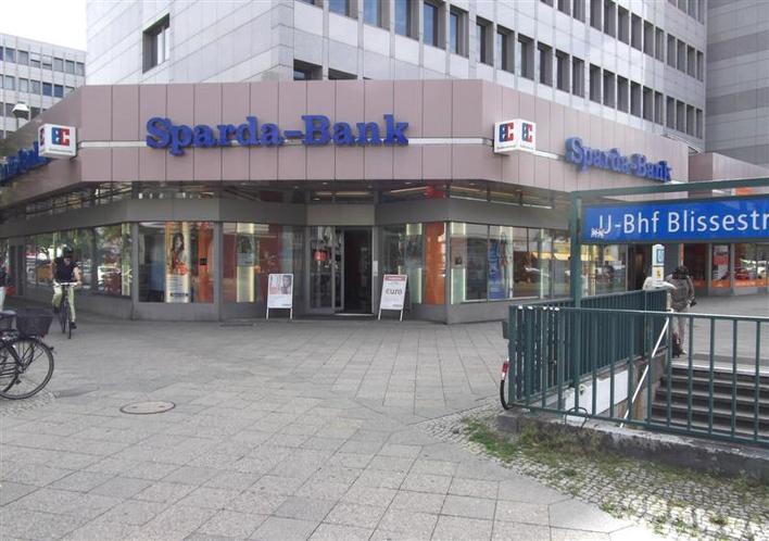 Sparda bank blissestra e bank in berlin wilmersdorf for Offnungszeiten sparda bank