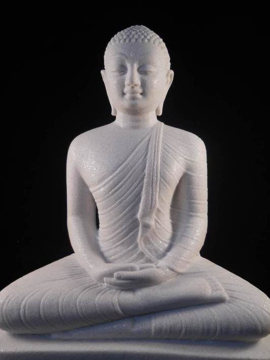 Dolomit Buddha