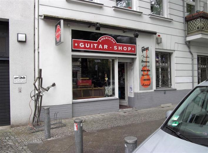 The American Guitarshop Berlin