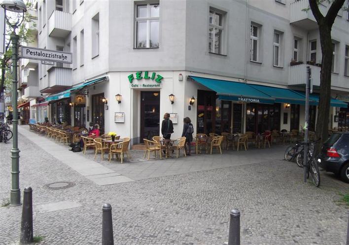 Café-Restaurant Feliz