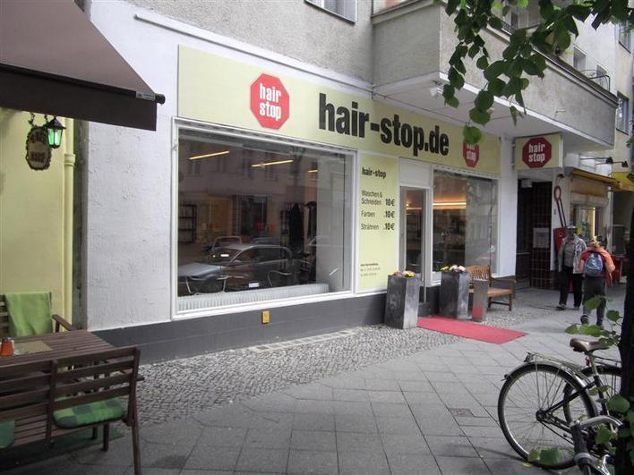 Hairstop Berlin Ltd.