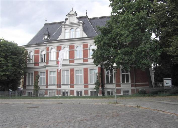 Museum Charlottenburg-Wilmersdorf  in der Villa Oppenheim