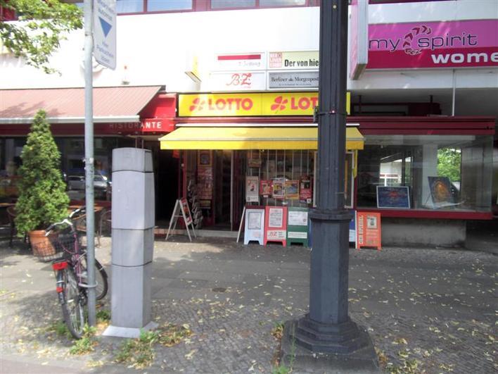 Kiosk Heinz Bülow