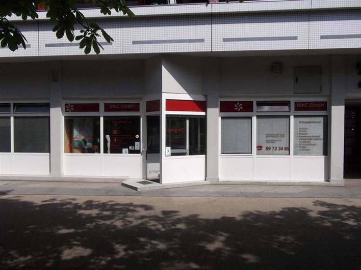 Sanitätshaus MKC in der Bismarckstraße