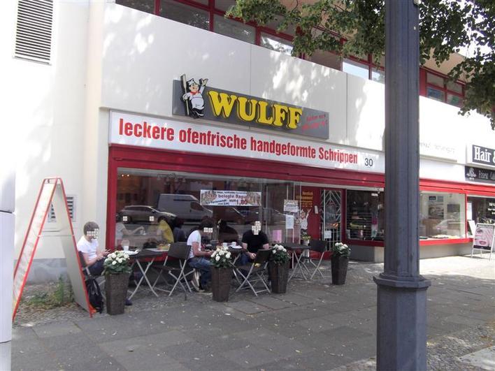 Bäckerei - Konditorei Wulff