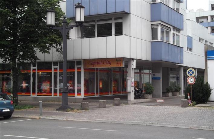 Zahnärzte am Ernst-Reuter-Platz