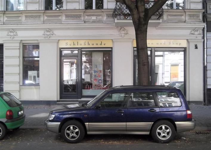 Schloßhunde - Salon & Shop