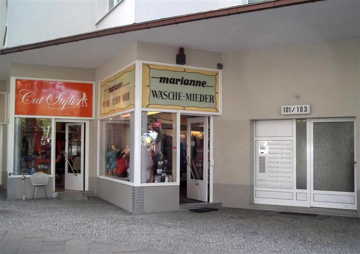 marianne Wäsche Mieder Mode