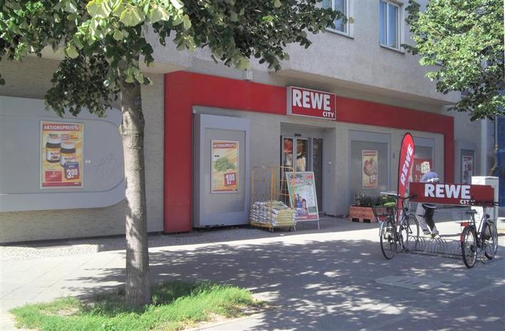 REWE City - Otto-Suhr-Allee