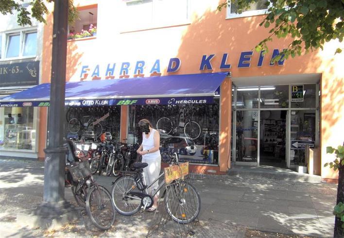 fahrrad klein fahrrad in berlin charlottenburg kauperts. Black Bedroom Furniture Sets. Home Design Ideas