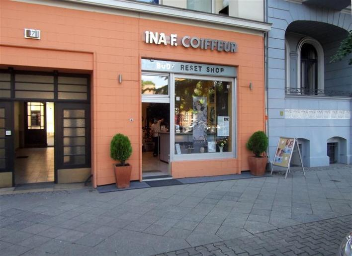 Ina F. Coiffeur